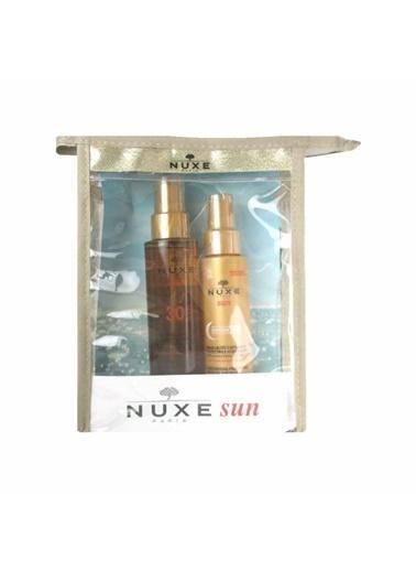 Nuxe Nuxe Sun SPF30 Tanning Oil High Protection 150ml Set Renksiz